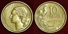 FRANCE 10 francs 1951B
