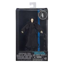 "Star Wars Black 6"" Series-#11 EMPEROR PALPATINE"
