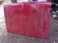 81-87 K5 BLAZER JIMMY C10 PICKUP TRUCK HOOD VERY NICE SHAPE STRAIGHT SOLID OEM