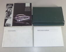 Owner's Manual + Wallet Jaguar X-Type Von 2003