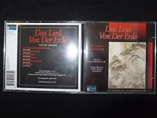 CD MAHLER / DAS LIED VON DER ERDE / KEILBERTH /