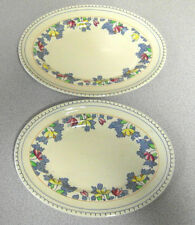 Dinner Plates Tableware Woods Ware Pottery