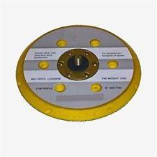 PLATORELLO DISCO 6 FORI CON VELCRO 150 mm PER LEVIGATRICE ROTORBITALE 6 POLLICI