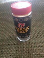 Vintage Red Owl grocery store branded Garlic Salt bottle