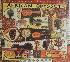 Putumayo Presents: African Odyssey - Various Artists (CD 2001 Putumayo) VG++9/10