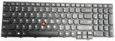 IBM ThinkPad P50 FRU BOM; MT: 20FL, 20FK Keyboard  Backlit - NEW