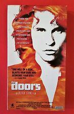 The Doors VHS R Movie Film,1991 Jim Morrison Val Kilmer Oliver Stone
