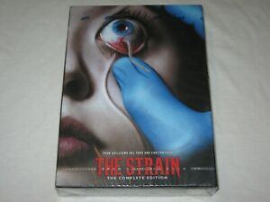 The Strain - Complete Season 1 - 5 Disc - Brand New & Sealed - Region 1 - DVD