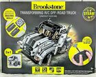 Brookstone Construct Your Own 2 In 1 Transforming R/C Off-Road Truck 379 Pcs.