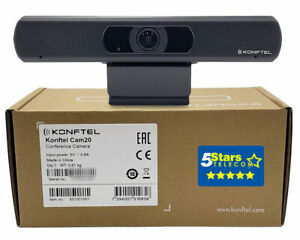 Konftel Cam20 Conference Camera (931201001) Brand New, 1 Year Warranty