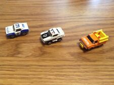 Micro Machines Police & Fire Truck/Engine Emergency Vehicles