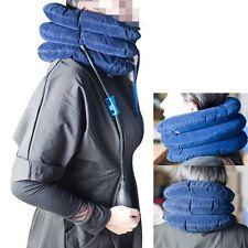 Inflatable Cervical Neck Stretcher Pain Relief Shoulder Tension Back Traction US