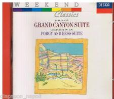 Grofé: Grand Canyon Suite; Gershwin: Porgy And Bess / Stanley Black - CD Decca