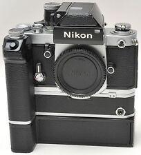Nikon F2 w/ MD-2 & MB-1  JAPAN