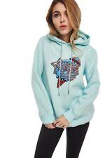 Glamorous Women's Good Luck Sweater (Light Blue)