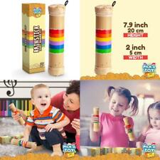 New ListingPick A Toy Bamboo Rainstick Rain Shaker Sensory Toy Musical Instrument for Kids
