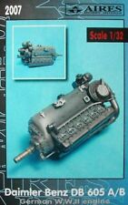 Aires 1/32  Daimler Benz DB605A/B Engine # 2007