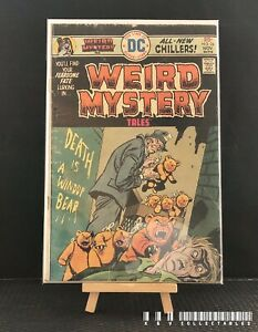 DC Werid Mystery Tales Issue 24 (1975, Poor Condition) Bagged & Boarded