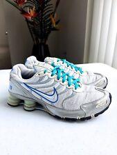Women's Nike Shox 318164-112 Running Shoes Sz 7.5 US