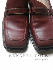 KENNETH COLE NEW YORK GENTLEMAN'S TAN SLIP ON SHOES SIZE 10.5 ( EURO 45, USA 11.