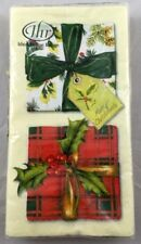Christmas Holiday Gifts Guest Towels 15 pack Napkins Party Present Buffet Dinner