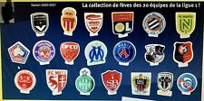 feves series completes La Ligue 1 Football Conforama Collection 2021