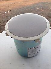 Speakers: EVID EV Electro Voice Model C8.2 Ceiling Loudspeaker. RRP $500.00 each