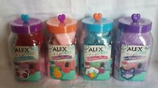 Alex Spa in a Jar - A Complete Spa Experience - New - Sealed - Lot of 4