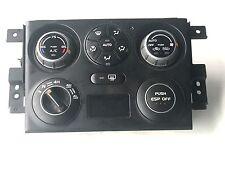 2006 Suzuki Grand Vitara AC/Heat Climate Control W/ ESP Botton P/N 39510-64J0