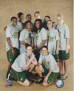 2010 WNBA SEATTLE STORM CHAMPIONSHIP TEAM PHOTOGRAPH BIRD - JACKSON +++