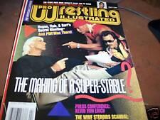 Pro Wrestling Illustrated April 1994 Rick Flair & Hulk