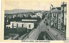 CARTOLINA d'Epoca: TORRE DEL GRECO - NAPOLI