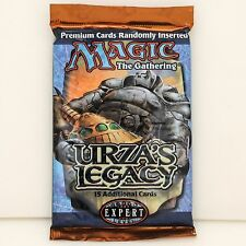 MTG URZA'S LEGACY Sealed Booster Pack - Magic the Gathering Urza's Saga Block