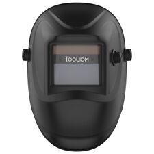 True Color Auto Darkening Welding Helmet Welder Mask For Arc Tig Mig Weld Grind