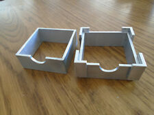 Delft Clay Casting Jewellery Mold Making SMALL SQUARE Mold