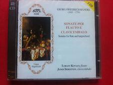 Sonate Per Flauto E Clavicembalo  - Handel Georg Friedrich (1685-1759) sarx