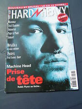 Hard n' heavy 1998 38 MACHINE HEAD MANOWAR LED ZEPPELIN JIMMY PAGE ROBERT PLANT