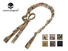 Emerson 2 Point Rifle Gun Sling Quick Adjustable Padded Shoulder Strap