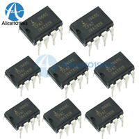 10PCS ICL7660SCPAZ ICL7660S CMOS Voltage Converter IC INTERSIL DIP-8
