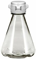 FOXX  1L EZCLEAR BAFFLED ERLENMEYER FLASK W/53MM VERSCAP 248-4232-OEM