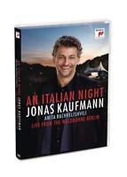 JONAS KAUFMANN - EINE ITALIENISCHE NACHT-LIVE AUS DER WALDBÜHNE BERLIN DVD NEW+