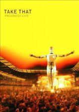 Progress Live [DVD] by Take That (DVD, Nov-2011, Universal)