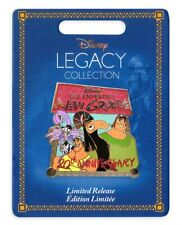 Disney Legacy 10th Anniversary Tangled Rapunzel Limited Pin With Card