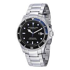 Stuhrling Original Men's Watch 326B.331151 Aquadiver Regatta Elite Quartz Diver