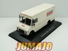 SER6G 1/43 SALVAT Vehiculos Servicios :  camion Grumman Olson pain BIMBO 1993
