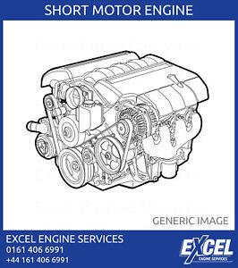 SHORT ENGINE RENAULT NISSAN OPEL VAUXHALL 2.5 D G9U G9U630 G9U650 G9U720 G9U730
