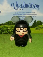 "Disney Vinylmation 3"" Park Set 3 Pixar Edna Mode Chaser from the Incredibles"