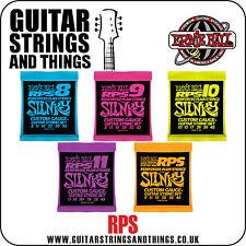 Ernie Ball RPS Slinky Reinforced Plain Electric Guitar Strings