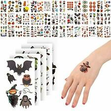 # 400 Halloween Temporary Tattoos for Kids, Non-Toxic Stickers for Halloween