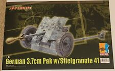 "Cyber Hobby Dragon Allemand BRANDT 73.7 CM Pak 1/6 12"" Coffret a Hot Toy ww11"